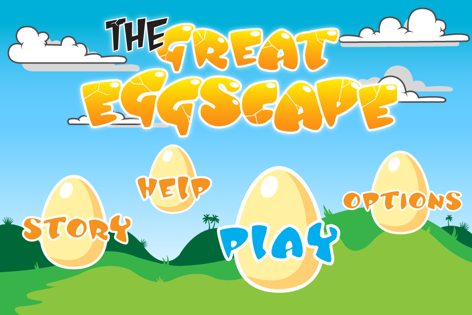 Screenshot The Great Eggscape – Lite