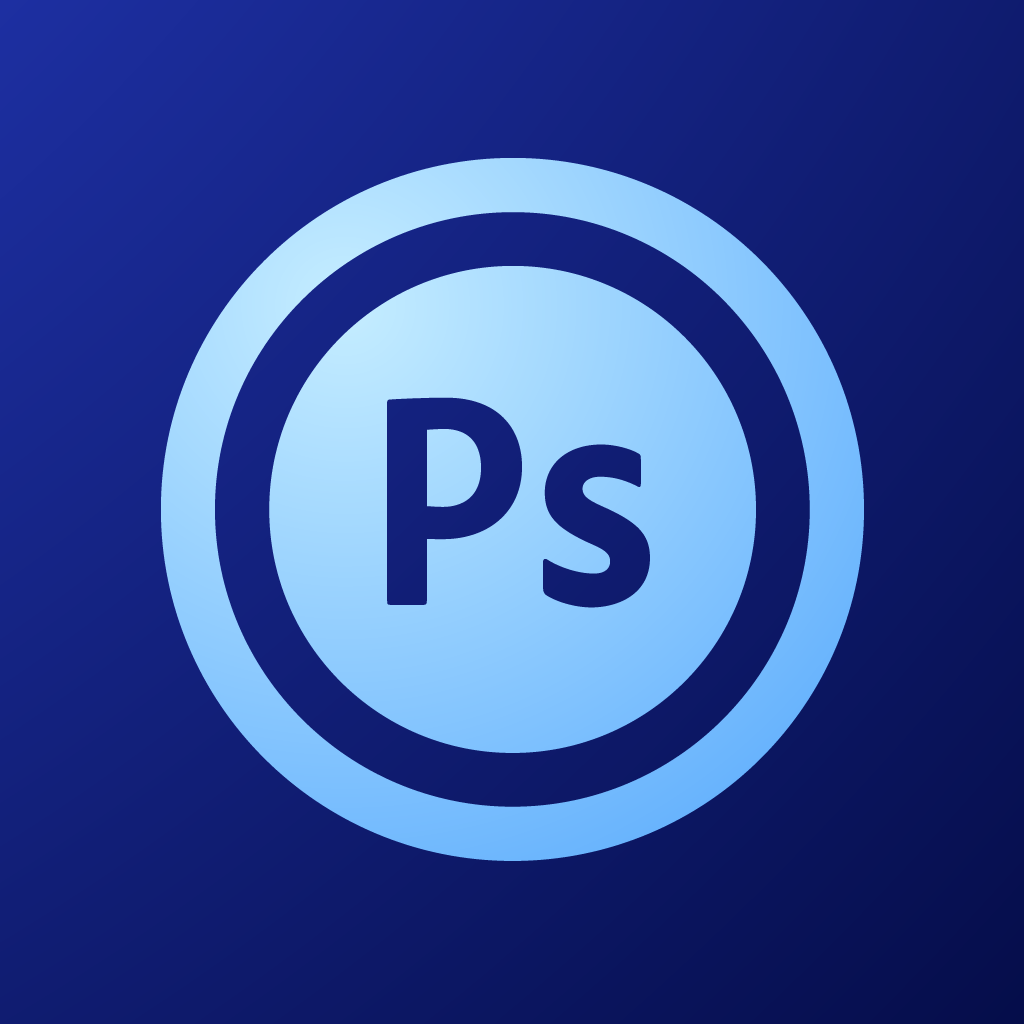 Adobe Photoshop Touch for phone by Adobe icon