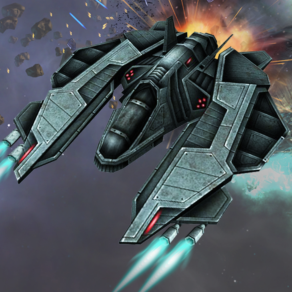 Star Commander Universe Defender - Gemini Space F22 Jet Fighter Shooting Strike Free Game