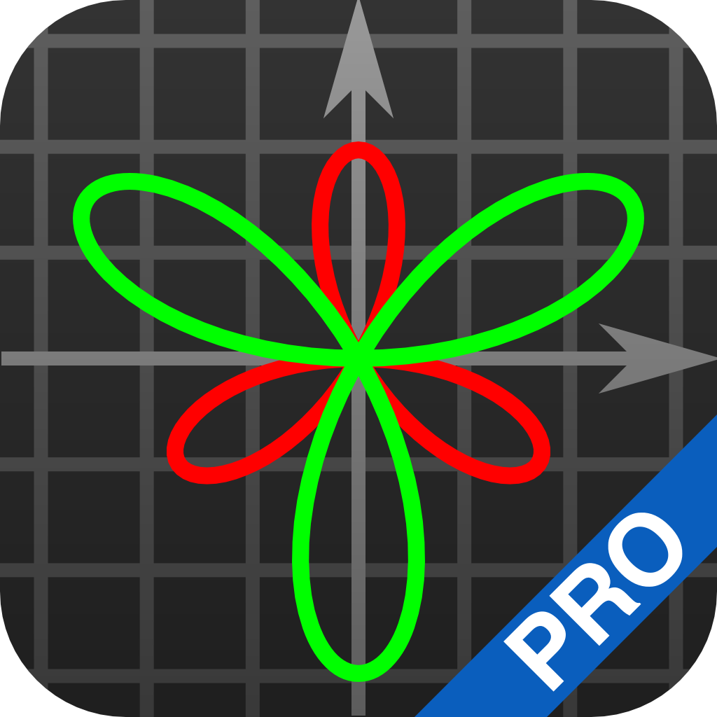 Good Grapher Pro - scientific graphing calculator - Iurii Moz...